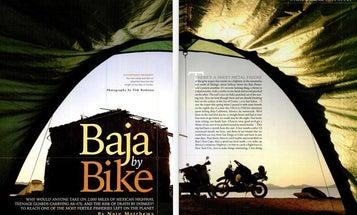 F&S Classics: Baja By Bike