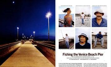 F&S Classics: Fishing the Venice Beach Pier