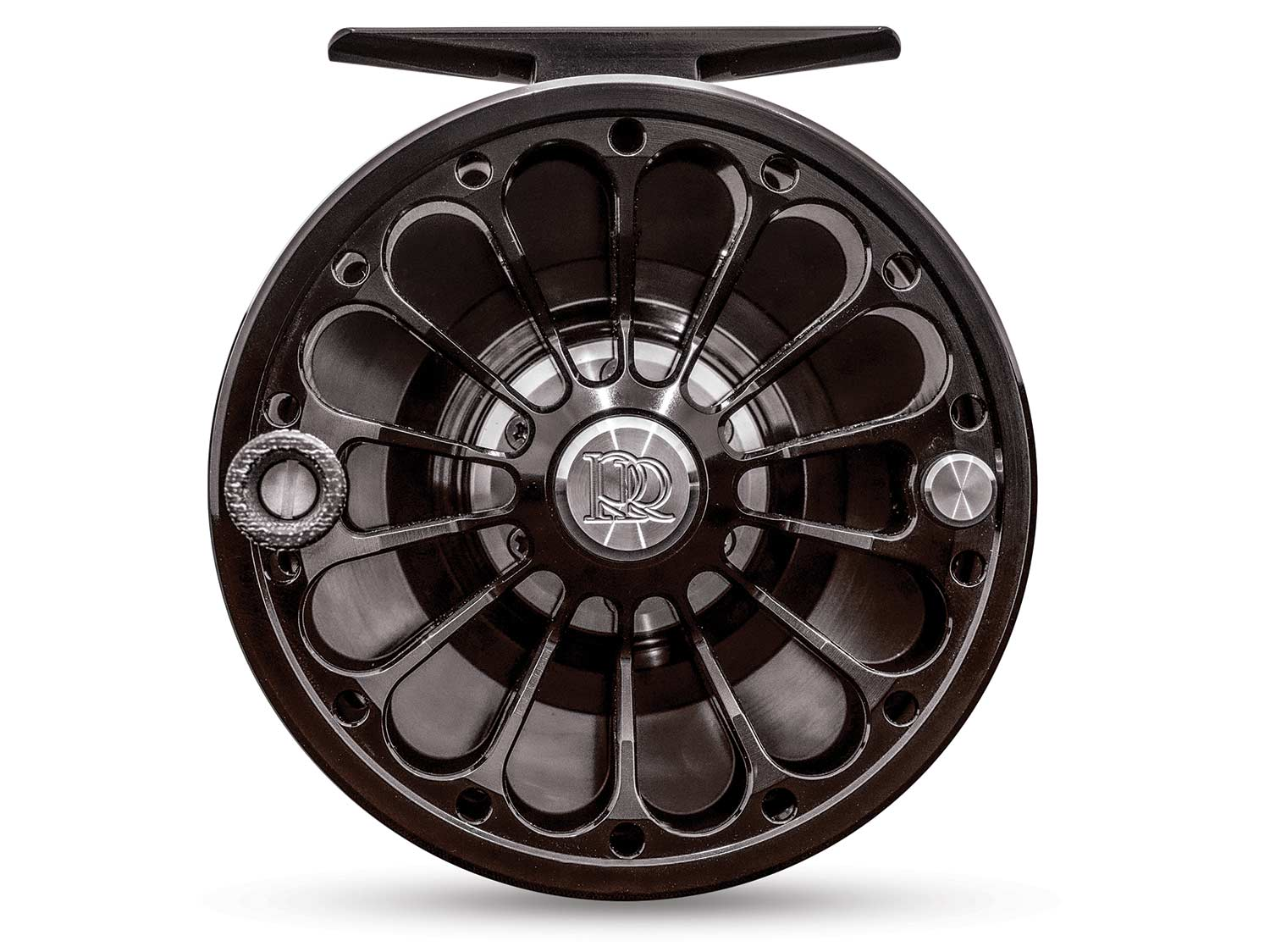 Ross San Miguel Fly Reel on a white background.