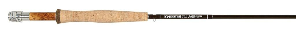 G. Loomis NRX+ Freshwater Fly Rod on a white background