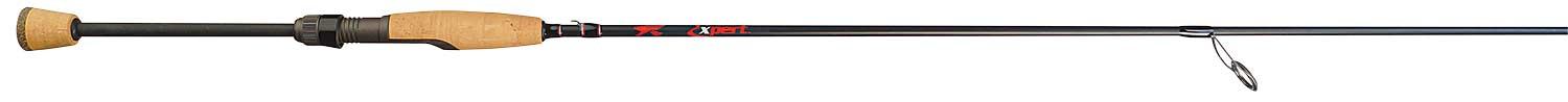 Falcon Expert Series fishing rod on a white background.