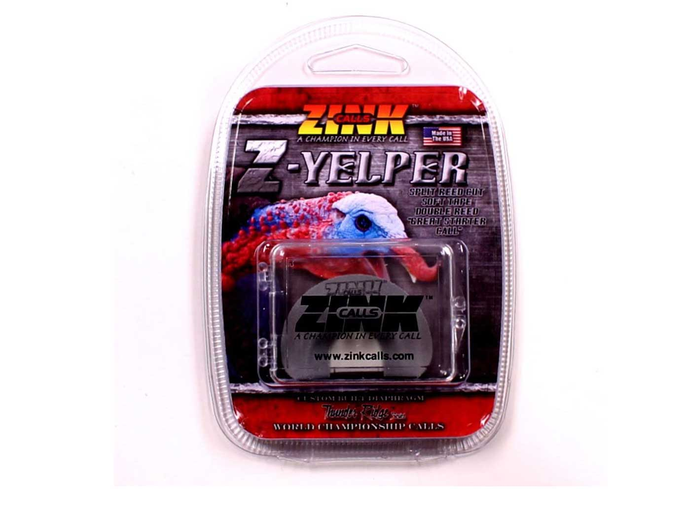 Zink Z-Yelper Mouth Call