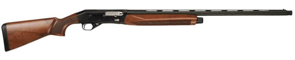 A CZ USA shotgun on a white background.