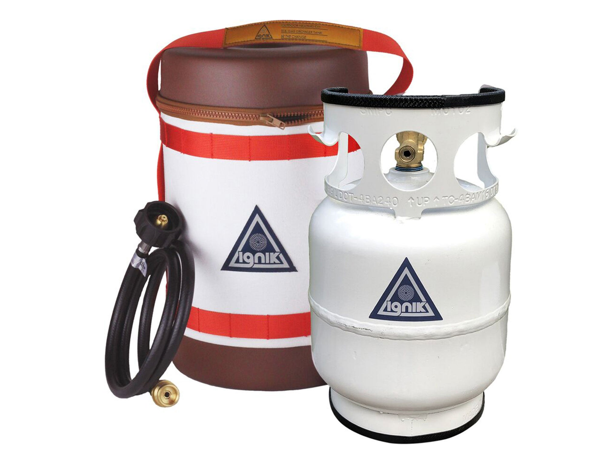 Ignik Outdoors Deluxe Gas Growle