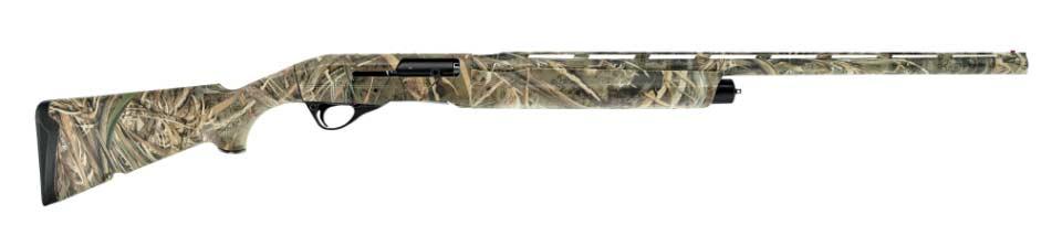 A Franchi shotgun on a white background.