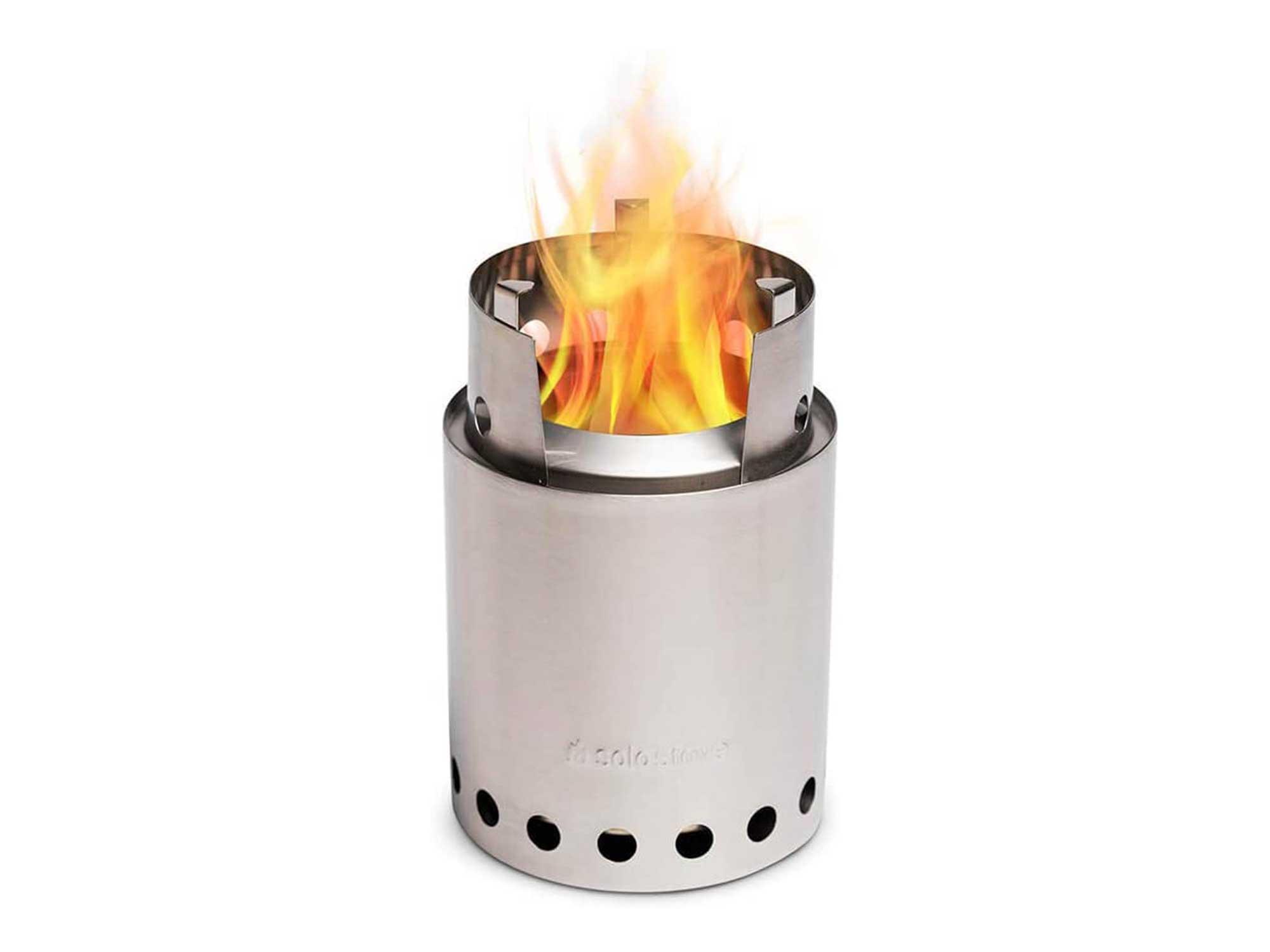 SOLO Titan stove