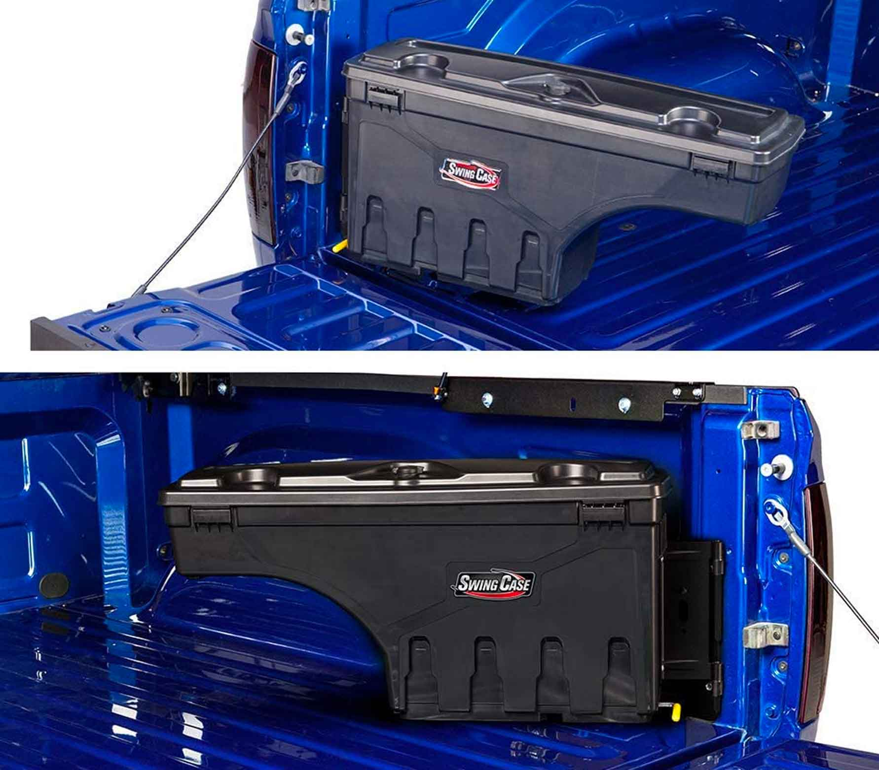 Undercover SwingCase Truck Bed Storage Box | Fits 15-20 Ford F-150 Passenger Side