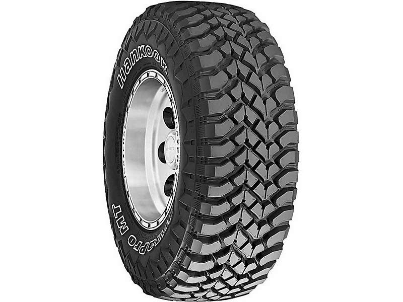 Hankook Dynapro MT 10-Ply Tires