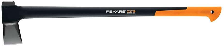 The Fiskars X27 Splitting Axe