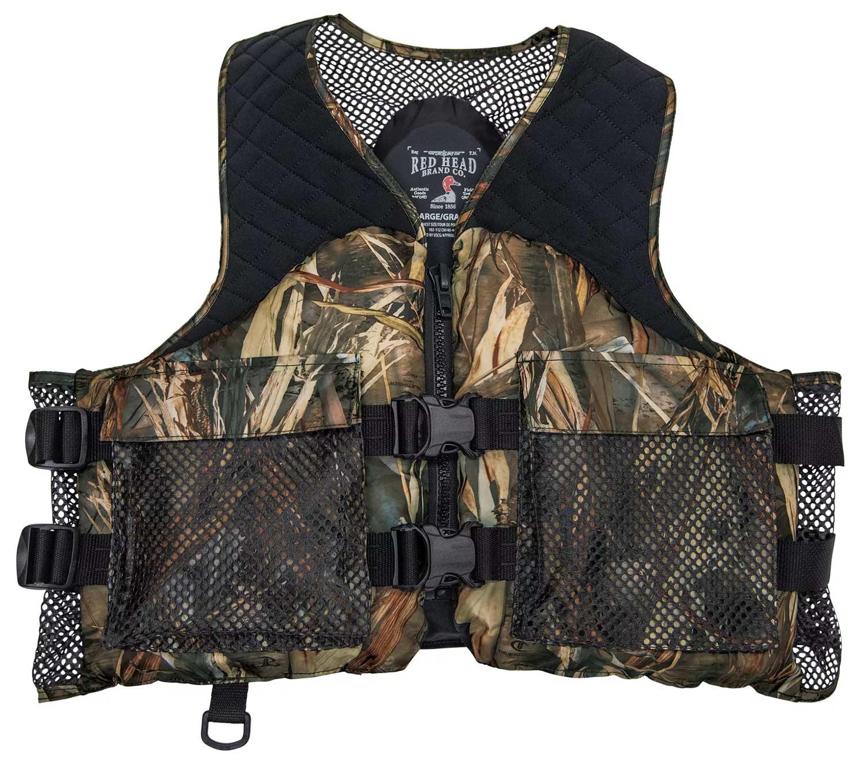 RedHead TrueTimber DRT Mesh Life Vest.