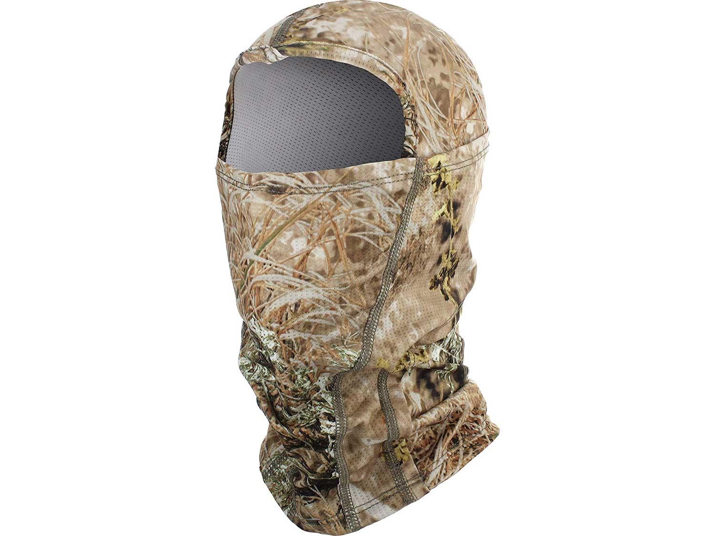 Cabela's Camo Hunting Face Mask.