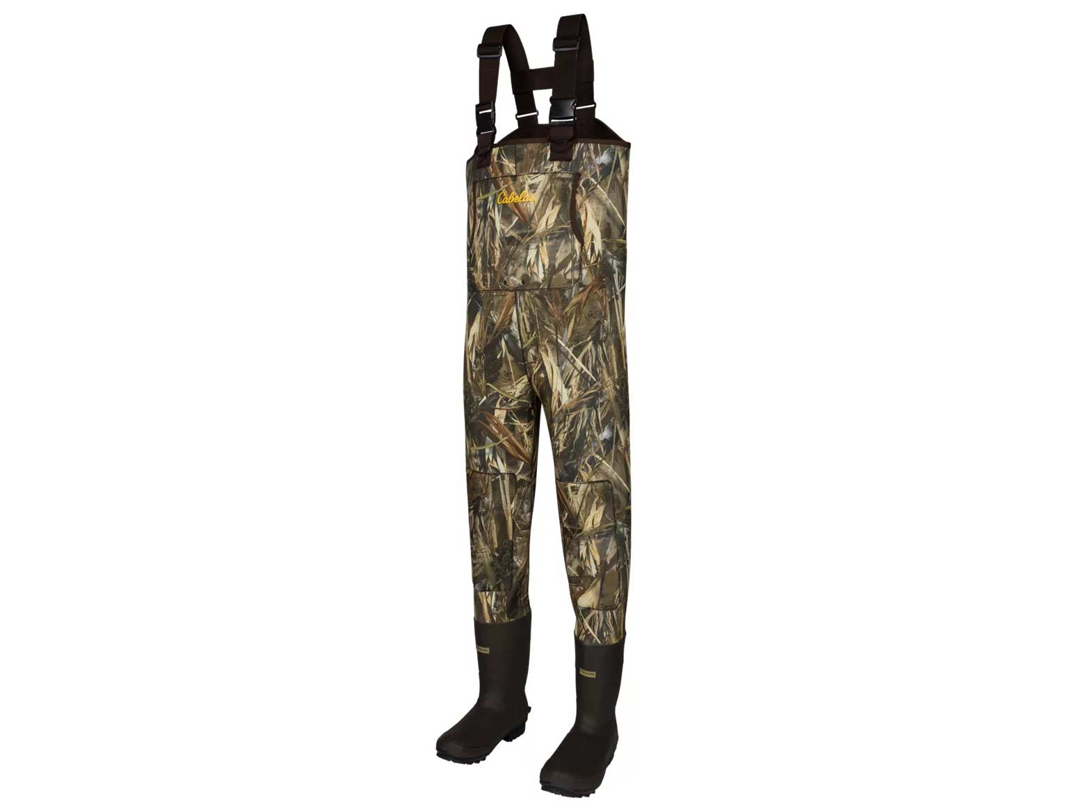 Cabela's hunting chest waders.