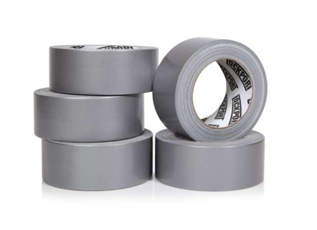 Lockport Heavy Duty Silver Duct Tape