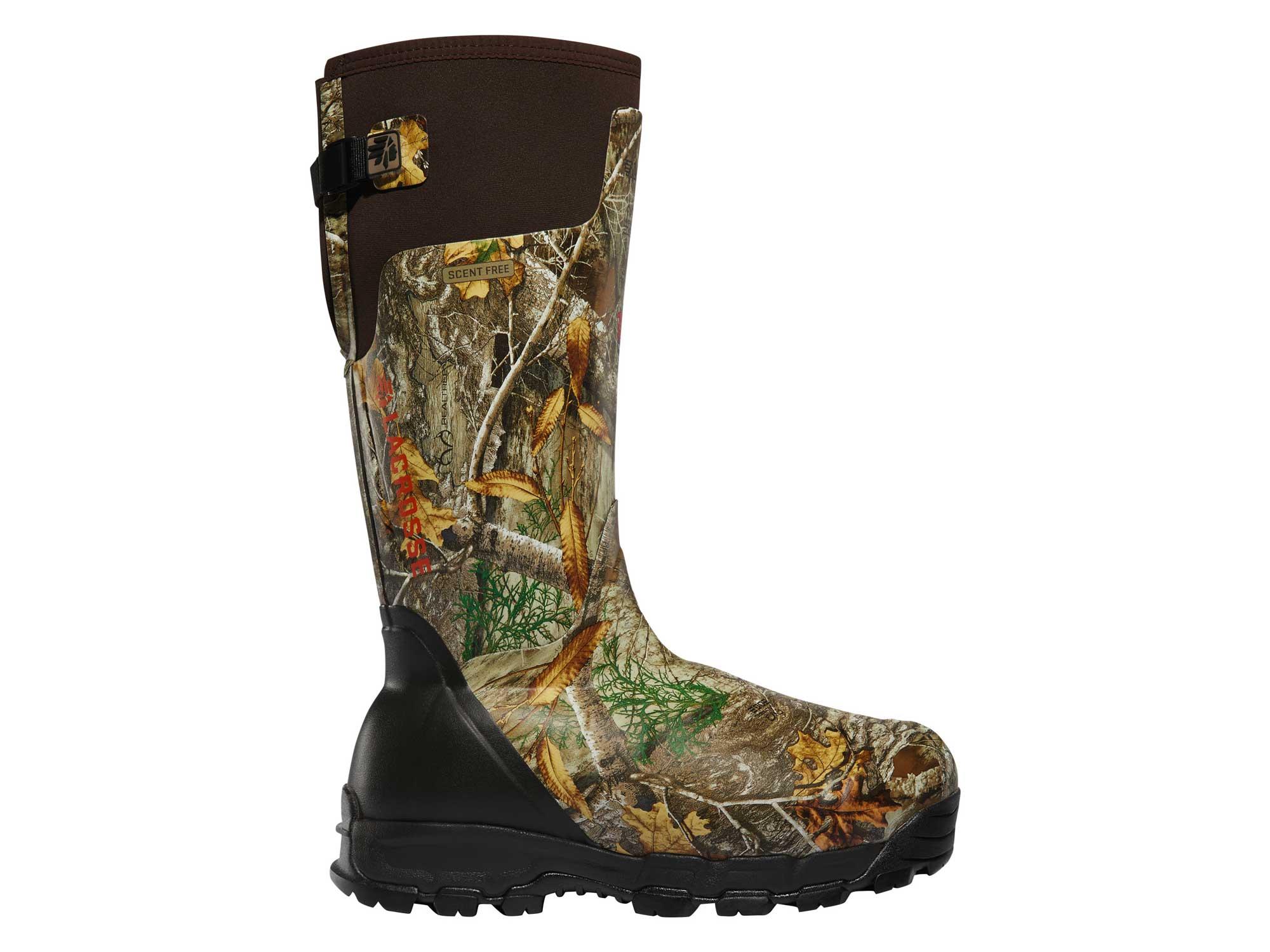 The Alphaburly Pro boots