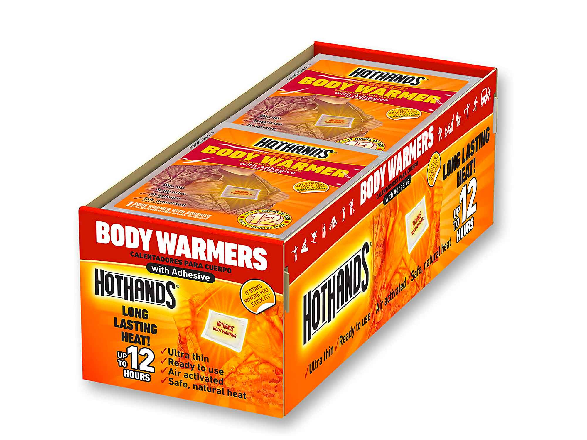 Body Warmers by Hot Hands