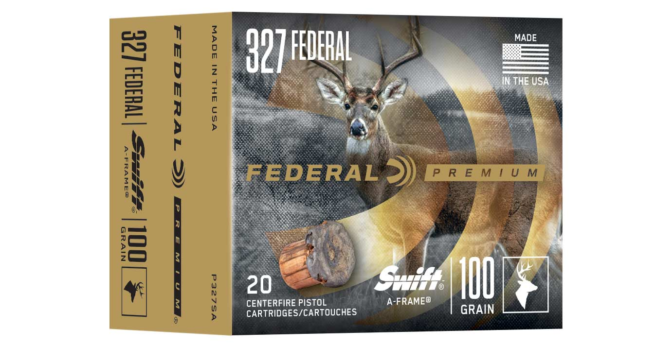 The .327 Federal Magnum.