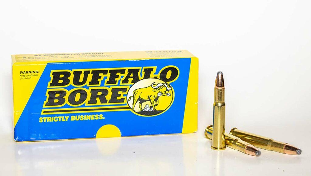 Buffalo Bore's 170-grain 32 Winchester Special load.