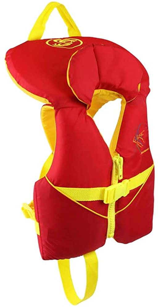 Stohlquist Kids Life Jacket Coast Guard Approved Life Vest for Children