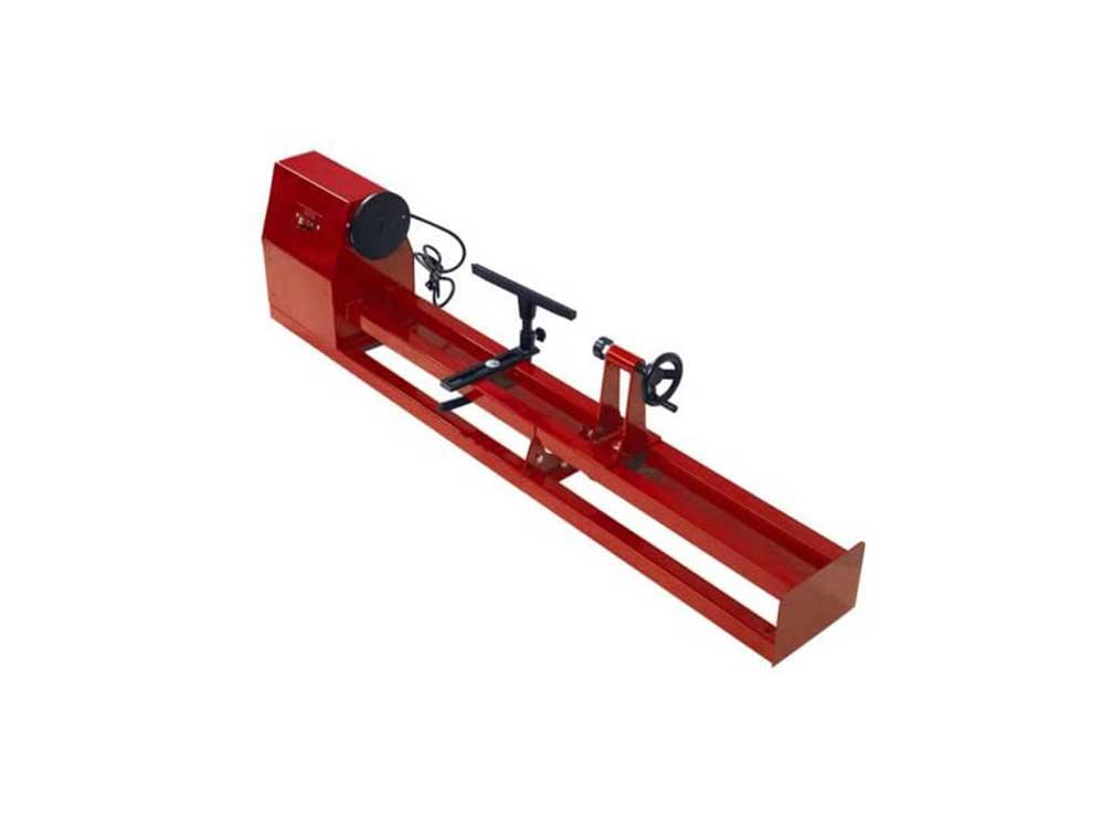 Wood Turning Lathe Machine 4 Adjustable Speed 0.5 HP 1/2 40 inch