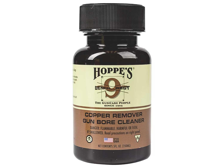 Hoppe's Bench Rest 9 Copper Solvent
