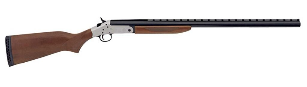 The Topper Deluxe Classic shotgun.
