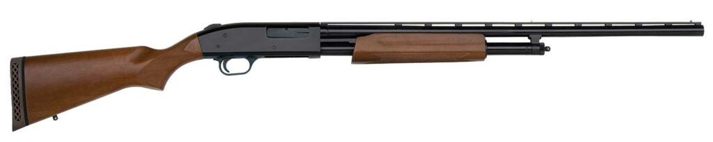 The Mossberg 500 All Purpose Field.