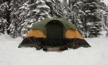5 Winter Camping Tips