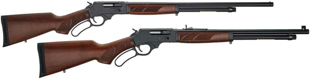 The Henry Lever-Action.