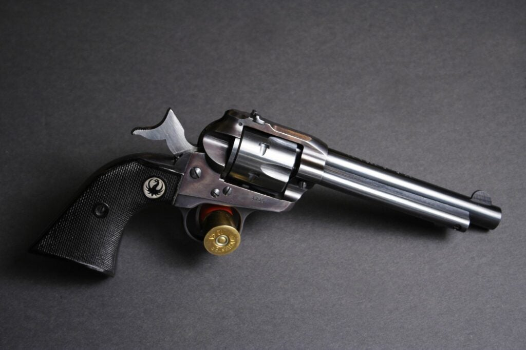 1953: The Ruger Single Six