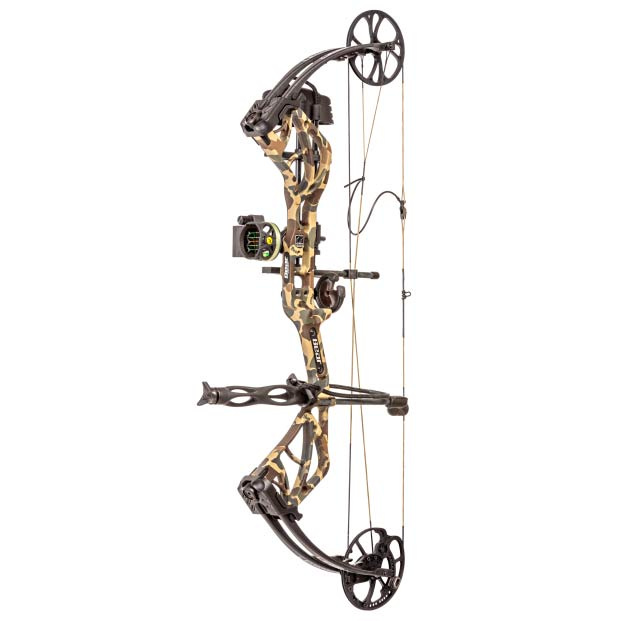 The Bear Archery Whitetail Legend bow.