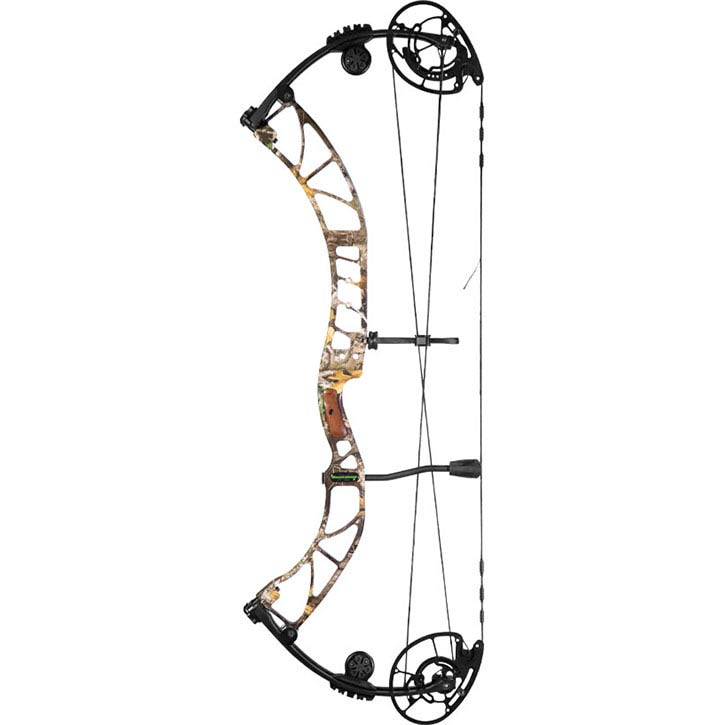 The Mountaineer X bow from Xpedition Archery.
