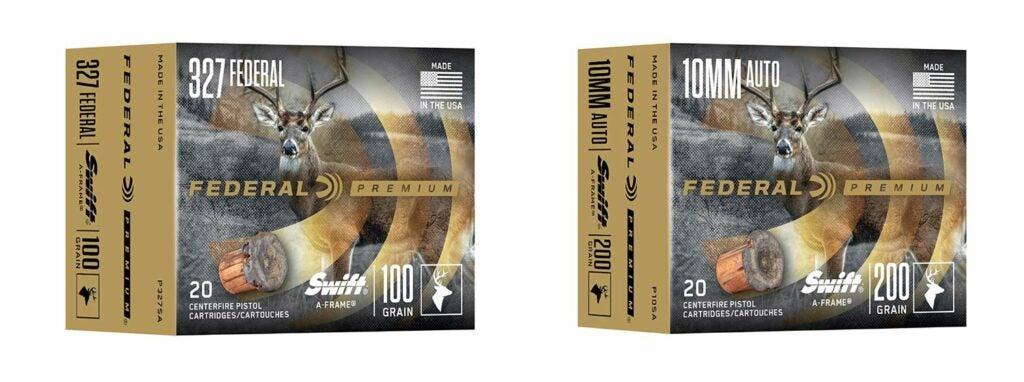 A Federal Premium ammo box.