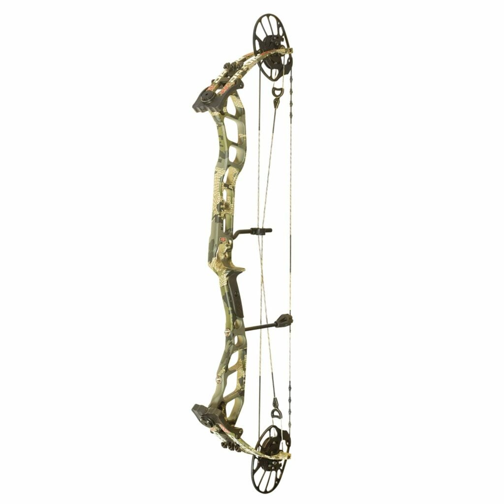 The PSE Archery Drive NXT bow.
