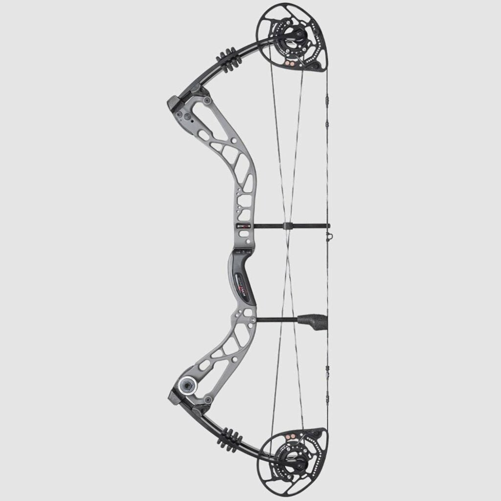 The Bowtech Archery Amplify bow.