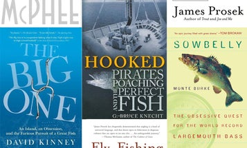 An Angler's Winter Reading List