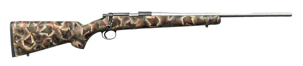The New Ultra Light Arms Model 20 Rimfire.