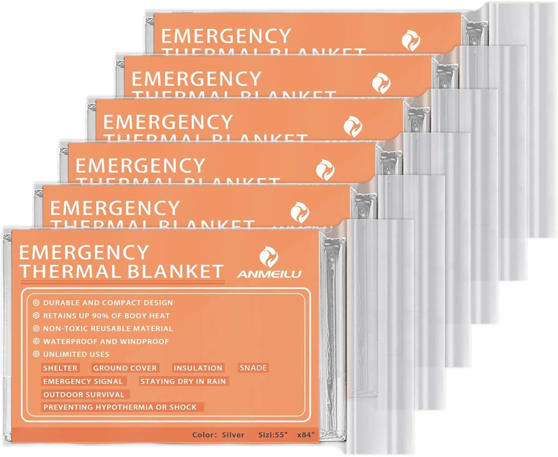 ANMEILU emergency thermal blanket.