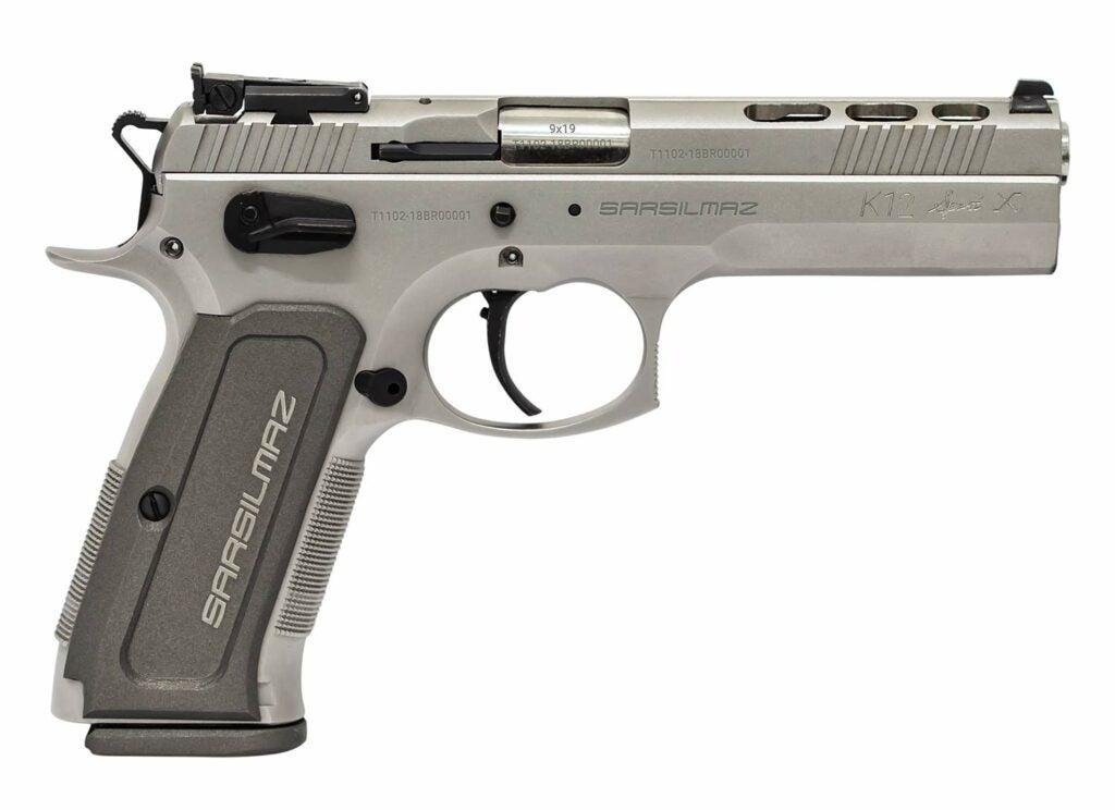 SAR K-12 Sport X Pistol