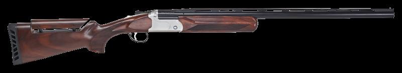 Stevens 555 Trap shotgun.