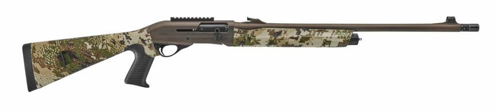 The Franchi Affinity semi-automatic turkey hunting shotgun.