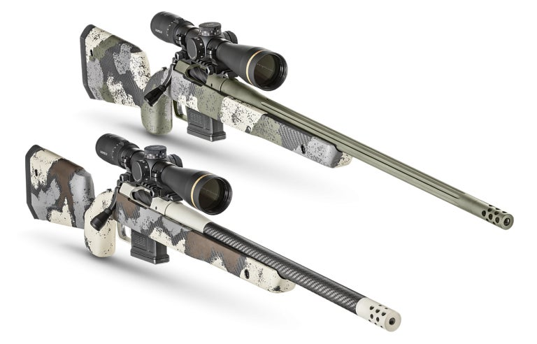 The Springfield Armory 2020 Waypoint rifles.