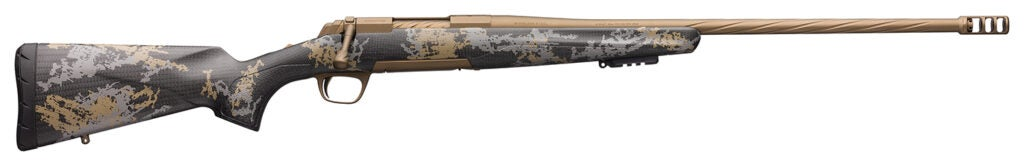 The Browning Xbolt Mountain Pro rifle.