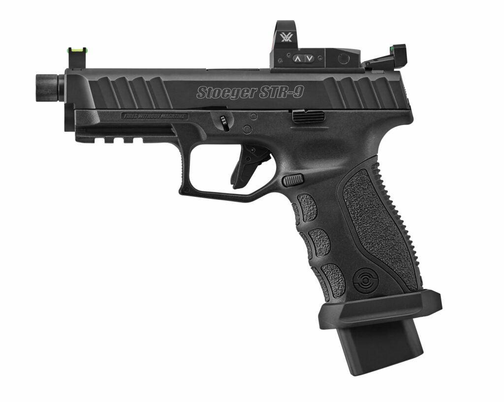 Stoeger STR 9S Combat handgun.
