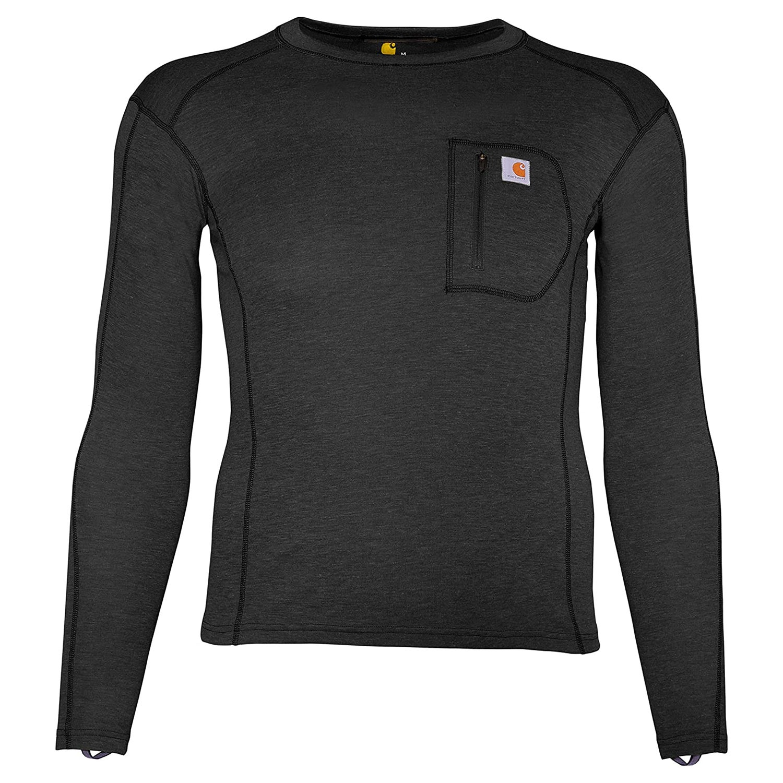 Carhartt Men's Force Heavyweight Thermal Base Layer Long Sleeve Pocket Shirt