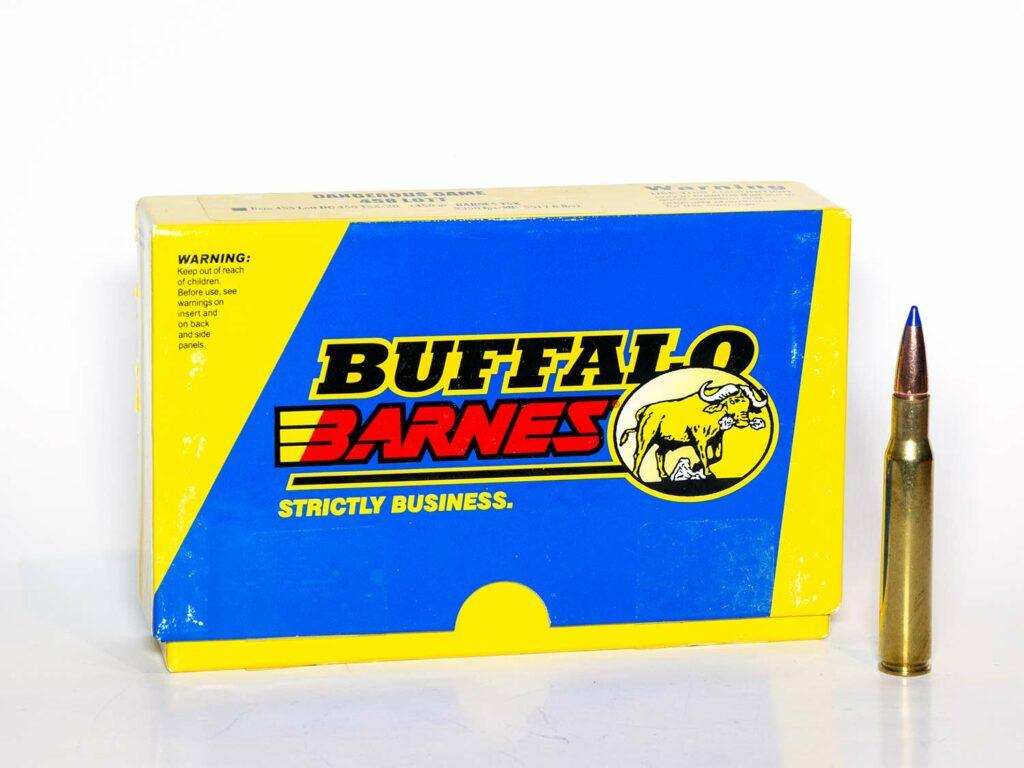 Buffalo Bore 168-grain Barnes TTSX