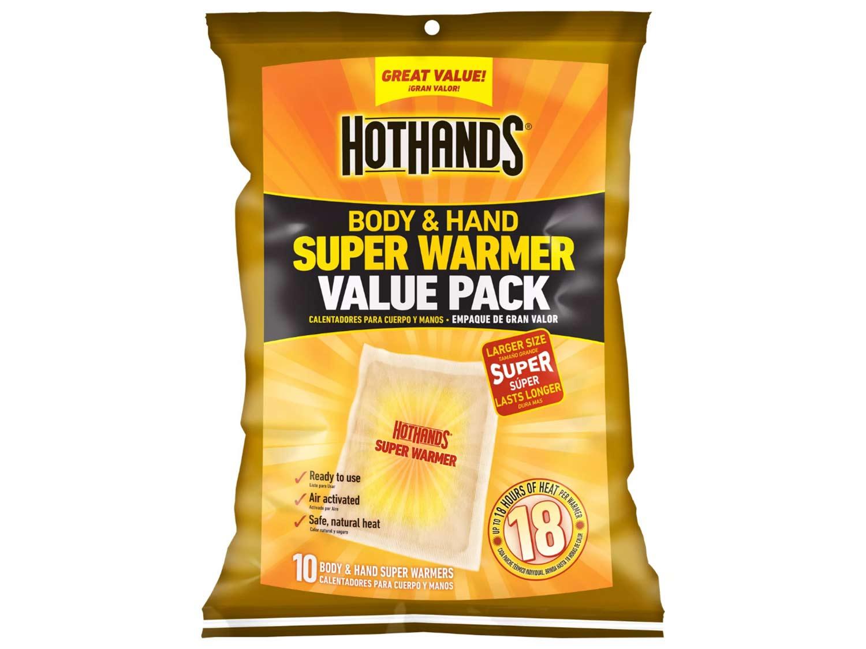 Hot Hands Super Warmer