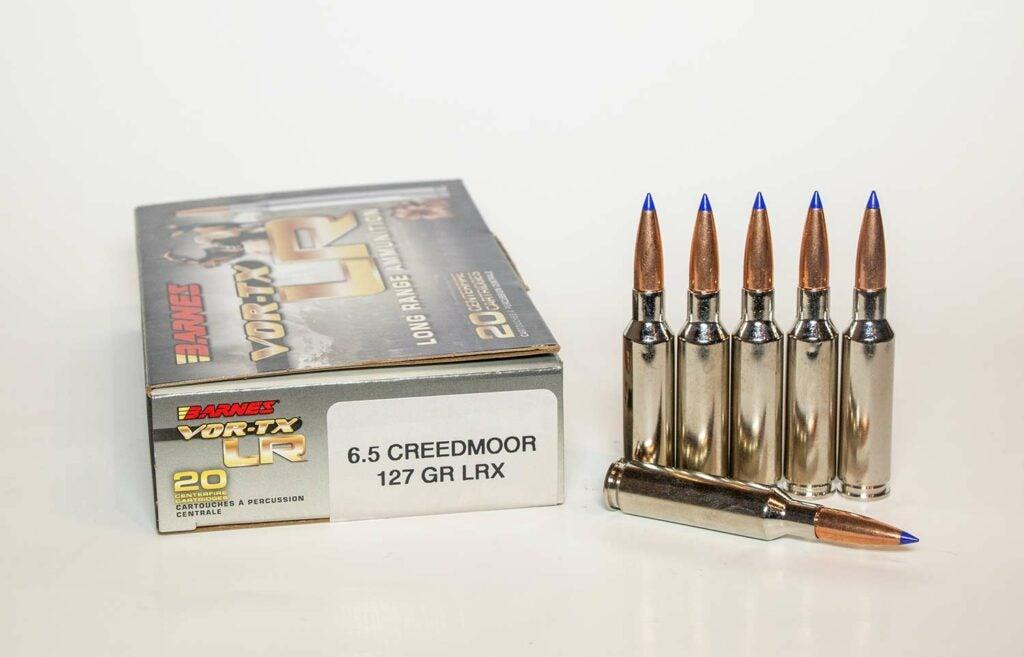 Barnes VOR-TX LR Rifle 127-Grain 6.5 Creedmoor