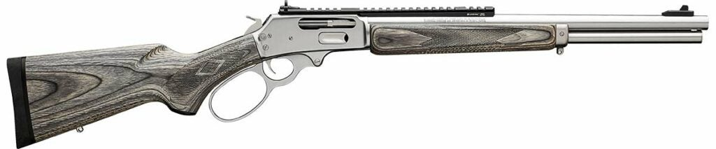 The Marlin 1895G rifle.