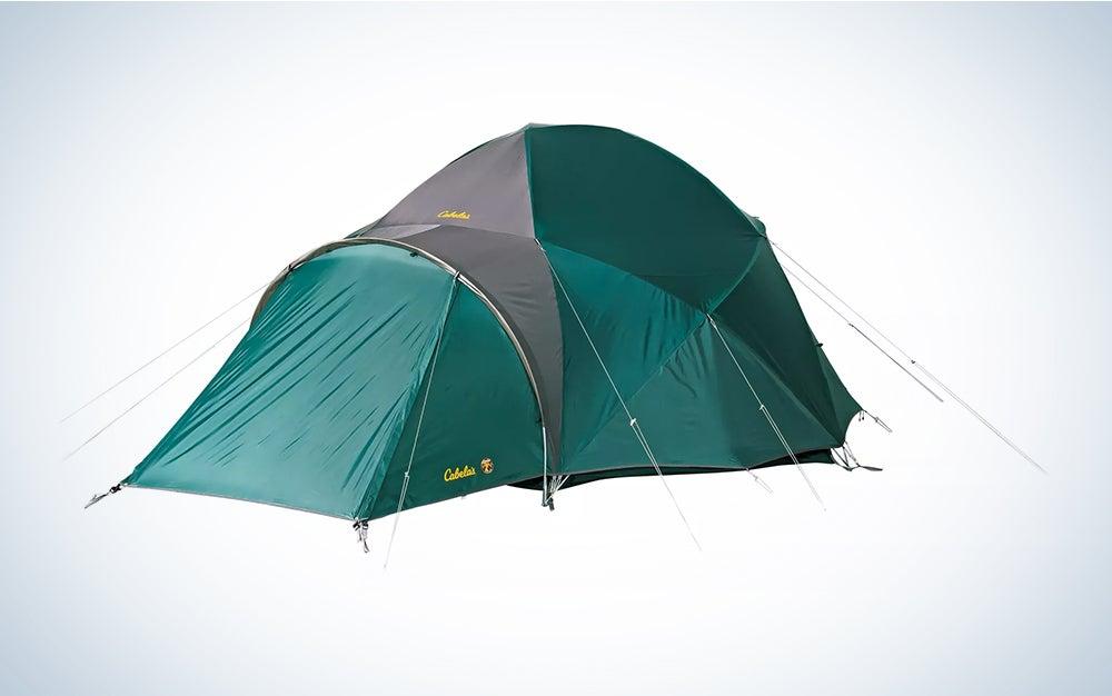 Cabela's Alaskan Guide Model Geodesic Tent