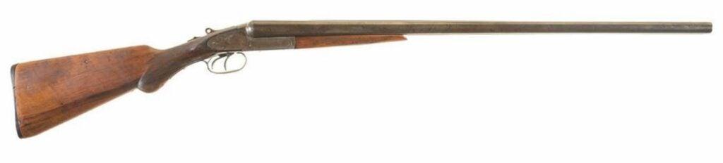 Tobin Canadian sidelock shotguns.
